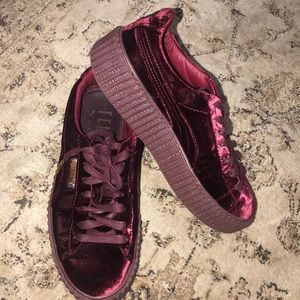 FENTY by RIHANNA  creepers 7.5
